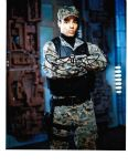 Rainbow Sun Francks as Lt Aiden Ford -  STARGATE ATLANTIS Genuine Signed Autograph 10 x 8 COA 199